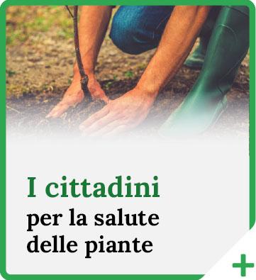 I cittadini per la salute delle piante